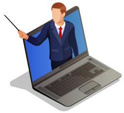 laptop-teacher
